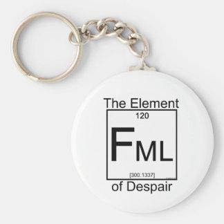 Llavero del elemento FML