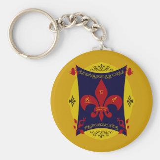 Llavero del emblema del RCP