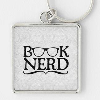 Llavero del empollón del libro