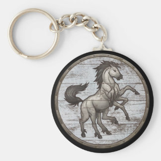 Llavero del escudo de Viking - Sleipnir