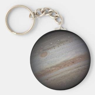 Llavero del espacio de Júpiter del planeta