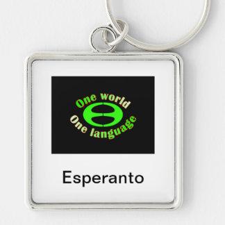 Llavero del esperanto