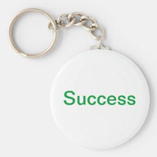 Llavero del éxito