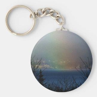 Llavero del extremo del arco iris