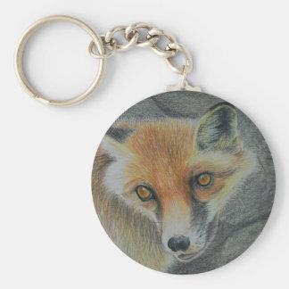 Llavero del Fox rojo