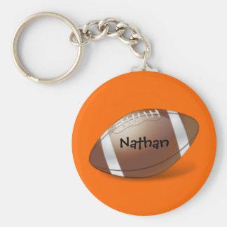 Llavero del fútbol de Nathan