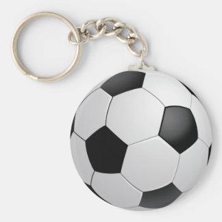 Llavero del fútbol del fútbol