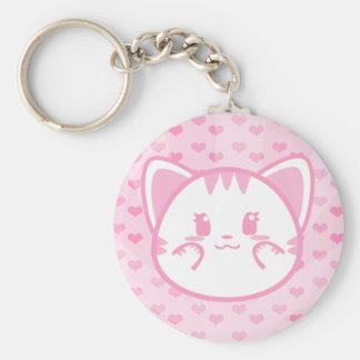 Llavero del gatito de Bubblegum