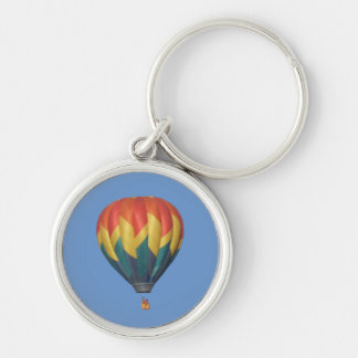 Llavero del globo del aire caliente de Flambe del