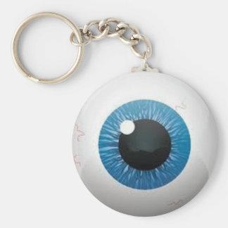 Llavero del globo del ojo
