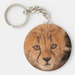 Llavero del guepardo del bebé