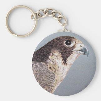 Llavero del halcón de peregrino