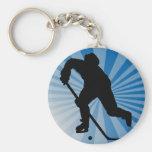 llavero del hockey