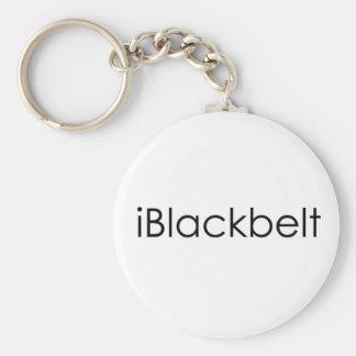 Llavero del iBlackbelt de los artes marciales