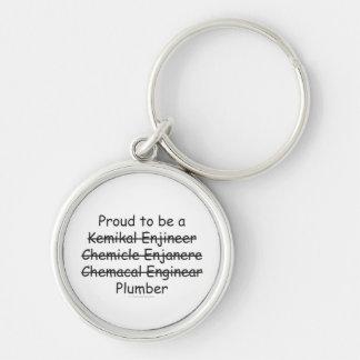 Llavero del ingeniero químico