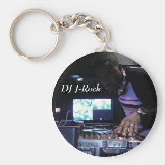 Llavero del J-Rock de DJ