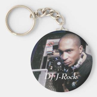 Llavero del J-Rock de DJ - modificado para requisi