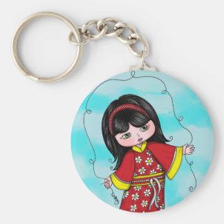 Llavero del kimono de Anabella