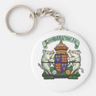 Llavero del lema de Richard III
