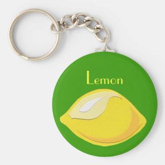 Llavero del limón