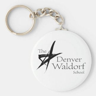 Llavero del logotipo de la estrella de DWS