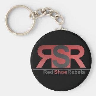 Llavero del logotipo de RsR