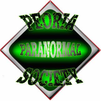 Llavero del logotipo del PPS Llavero Fotográfico