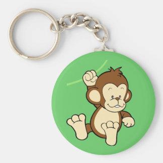 Llavero del mono