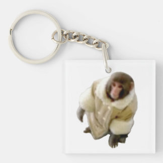 llavero del mono del ikea