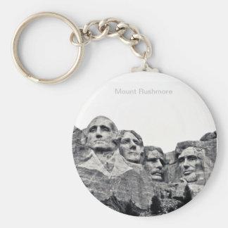 Llavero del monte Rushmore