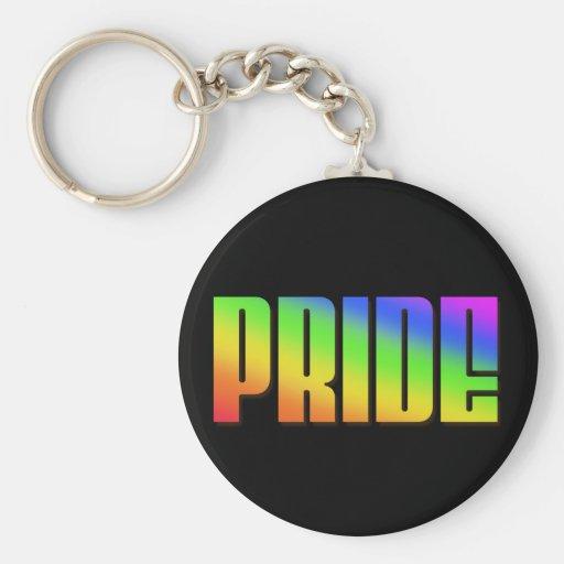 Llavero del orgullo