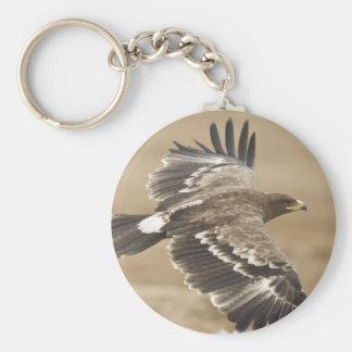 Llavero del pájaro de Eagle del vuelo