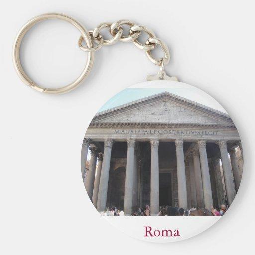 Llavero del panteón de Roma