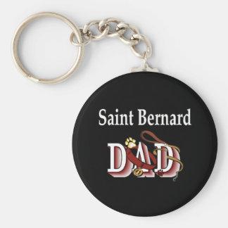 llavero del papá de St Bernard