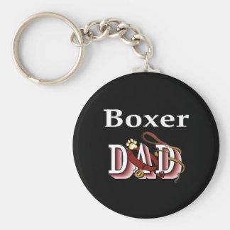 llavero del papá del boxeador