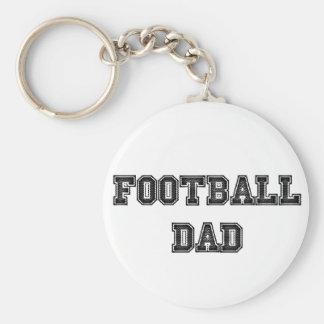 Llavero del papá del fútbol