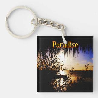 Llavero del paraíso