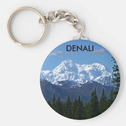 Llavero del parque nacional de Denali