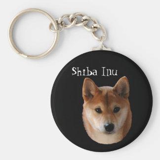 Llavero del perro de perrito de Shiba Inu