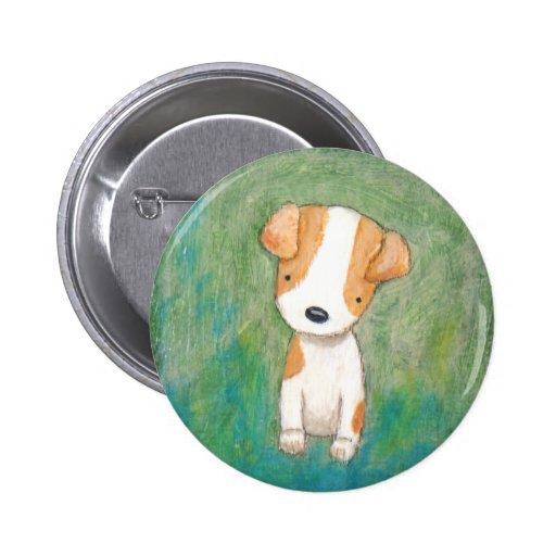 Llavero del perro de perrito del terrier de Jack R Pin