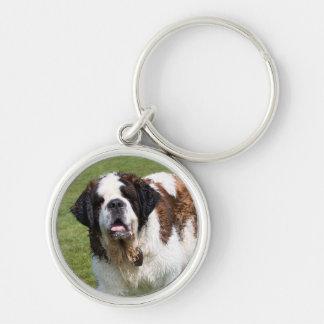 Llavero del perro de St Bernard, llavero, regalo