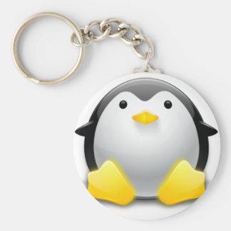 llavero del pingüino