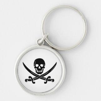 Llavero del pirata