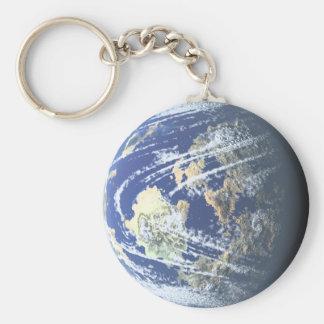 Llavero del planeta