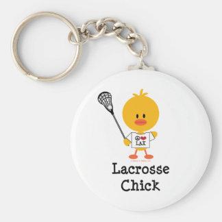 Llavero del polluelo de LaCrosse