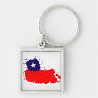 Llavero del premio de Chile