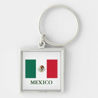 Llavero del premio de la bandera de México