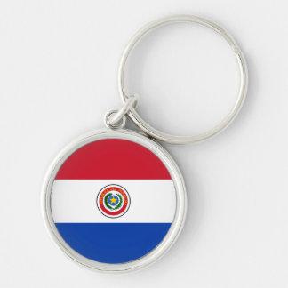 Llavero del premio de la bandera de Paraguay
