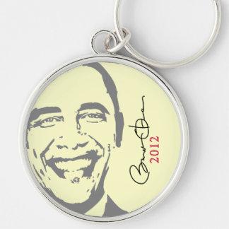 Llavero del premio de la campaña de Barack Obama 2
