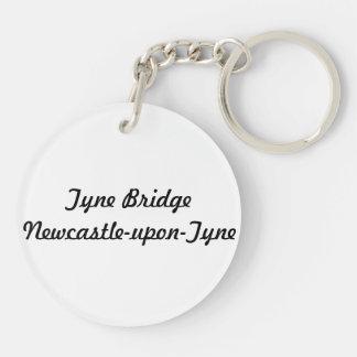 Llavero del puente de Newcastle-upon-Tyne Tyne